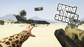 GTA 5 Online - Quick Throw Grenades! (GTA 5 Tips and Tricks, Episode 19)