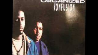 Watch Organized Konfusion Releasing Hypnotical Gases video