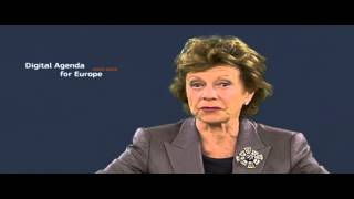 Neelie Kroes invites scientific community to stimulate Open Access