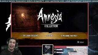 Developer Spotlight | Amnesia Collection | Nintendo Switch