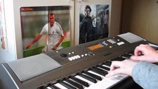 CSI: Miniature Serial Killer Theme - keyboard cover