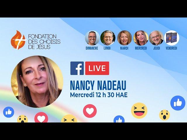 Facebook Live quotidien 26/05/2021 - Laissons-nous guider par l'Esprit Saint
