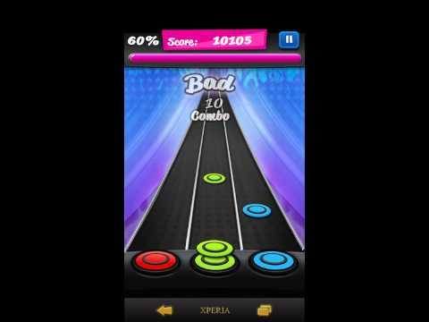 Обзор игры ROCK HERO на Android