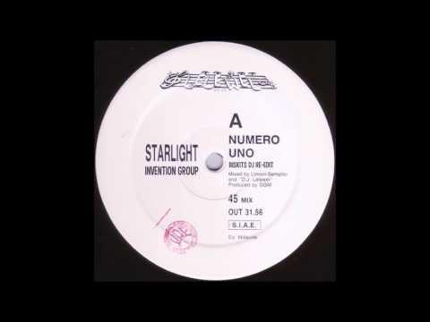Starlight Invention Group - Numero Uno (Biskits DJ Re-Edit)