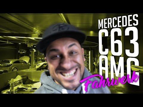 JP Performance - Mercedes Benz C63s AMG | Gewindefahrwerk