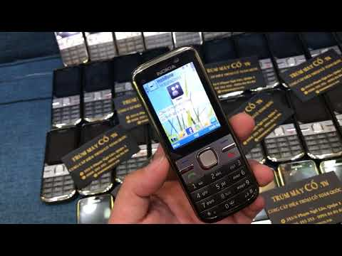 Bán Nokia C5-00 Cổ Chính hãng zin cũ tại tphcm