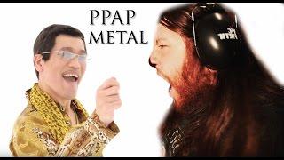 超紅流行歌曲被改編成重金屬風格?