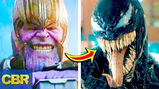 Thanos Might Be The Reason Why Venom And Carnage Reach Earth 199999