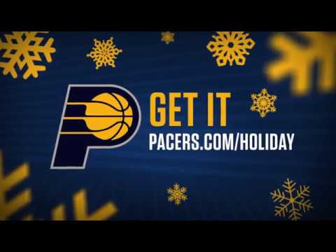 Pacers Holiday Plan