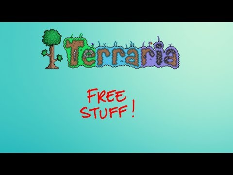 Terraria Free Item Server - Updated (1.3.5)
