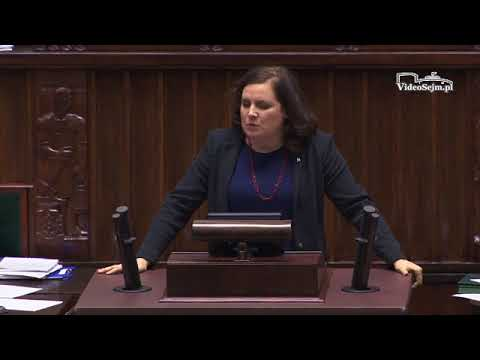 Ewa Lieder – wystąpienie z 10 stycznia 2018 r.