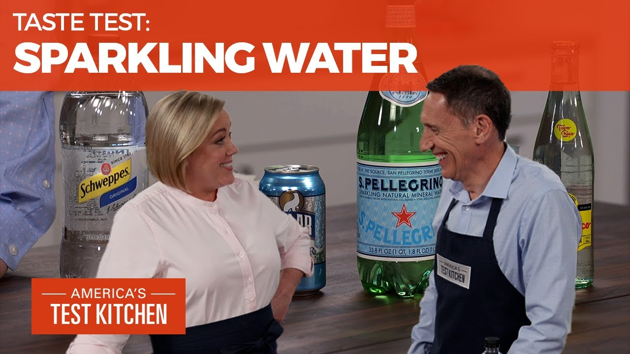 Are Some Sparkling Water Brands Better Than Others?