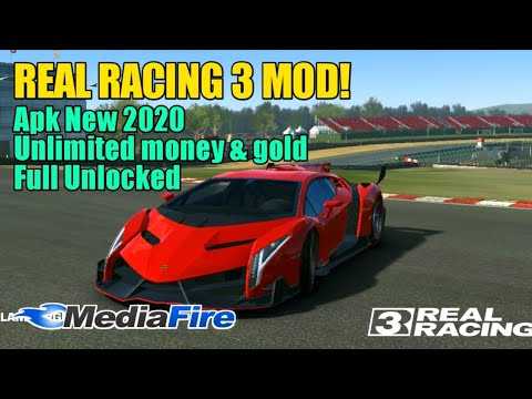 Real Racing 3 Mod Apk New 2020! Unlimited Money And Gold!