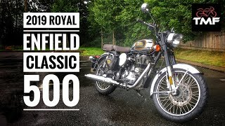 2019 Royal Enfield Classic 500 Review