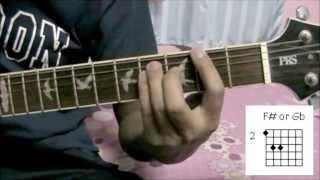 Bunkface - Situasi | Guitar Lesson