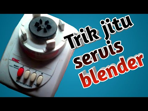 Cara Memperbaiki Blender Mati Total Youtube