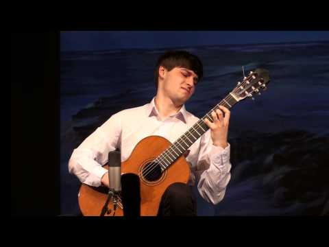 "Petar Yotov - 26th edition of the traditional music""Days of classical guitar"" - Varna 2013"