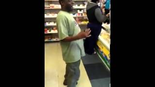Guy Dancing In Bodega