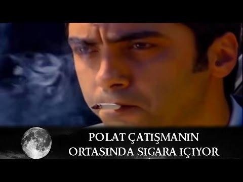 Polat Çatışmanın Ortasında Sigara Yakıyor - Kurtlar Vadisi 53.Bölüm