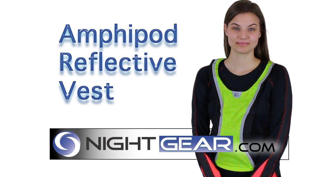 100 Pictures of Amphipod Luminous Lite Reflective Vest