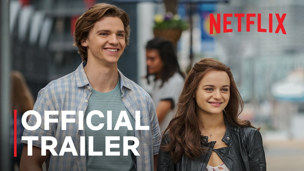 The Kissing Booth 2 Trailer is out !!!