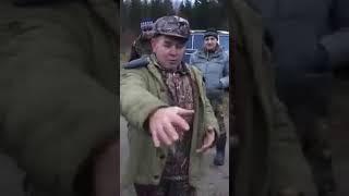 Охота на медведя Смешной рассказ охотника