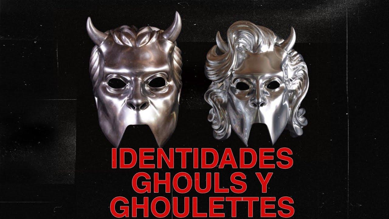 Download IDENTIDADES DE LOS GHOULS Y GHOULETTES