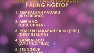 Lagu Dangdut Paling Ngetop - SMA 2016