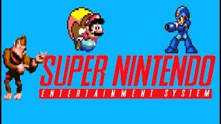 Top 40 best SNES Platform games. thumbnail