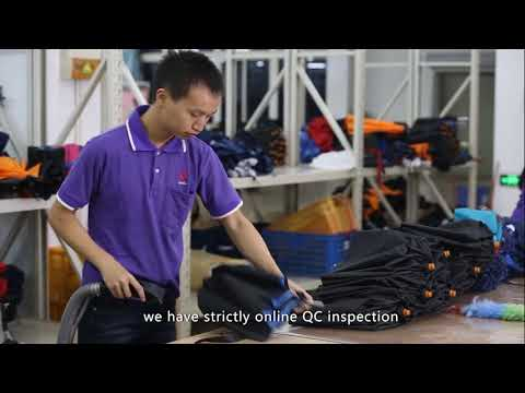 Xiamen Saint Sun Umbrella factory profile
