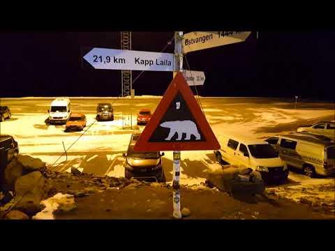 Svalbard, Artic Travel Vlog : December 2017