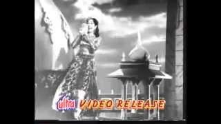 Zindagi Pyar Ki Do Char Ghadi - Anarkali 1953 - Hemant Kumar