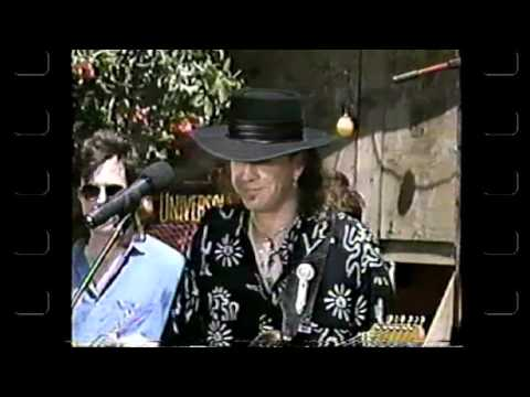 Stevie Ray Vaughan - Crossfire & Tightrope 06/03/1989
