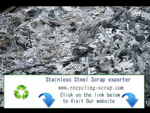 Uzbekistan Stainless Steel Scrap exporter importer wholesale suppliers