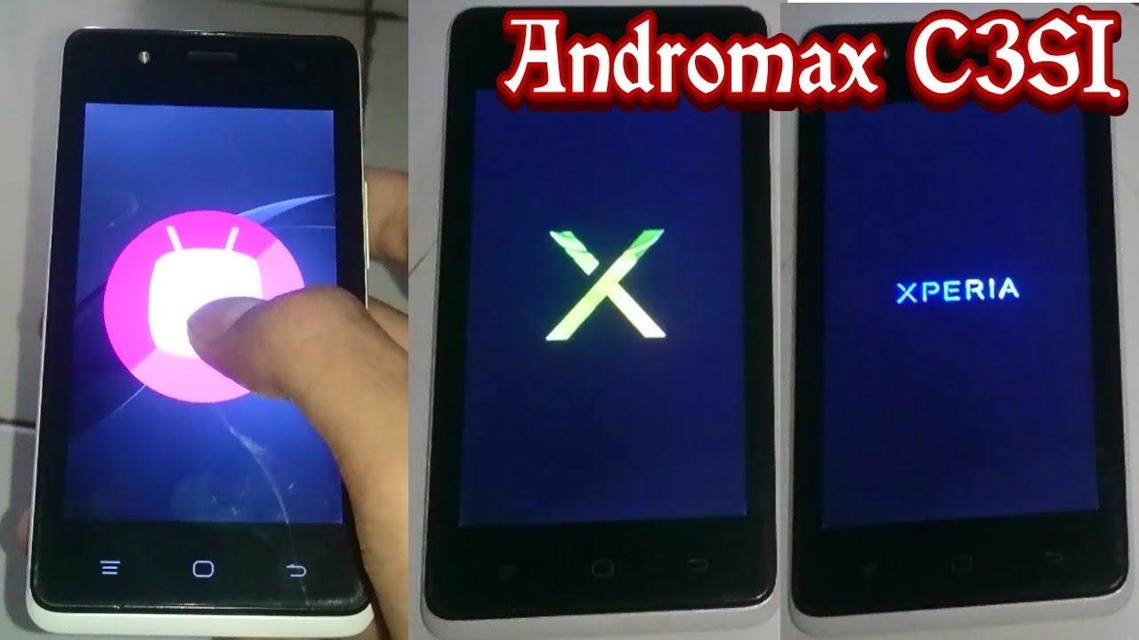 Custom Rom Xperia Z5 For Smartfren Andromax C3si Youtube