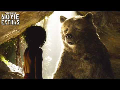 The Jungle Book Clip Compilation (2016)