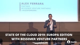 State of the Cloud 2019: Europa Edition | SaaStr Software Community