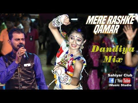 Mere Rashke Qamar | Dandiya 2017 | 6step | Full Day 01 Part 2 | Sajid Khyar Charmi R | Tejas S