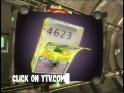 YTV Gigabytes Cereal Commercial