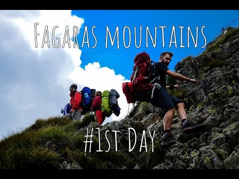 Fagaras Mountains - FirstDay