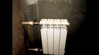 Замена батарей отопления в Москве!(, 2015-03-15T07:32:24.000Z)