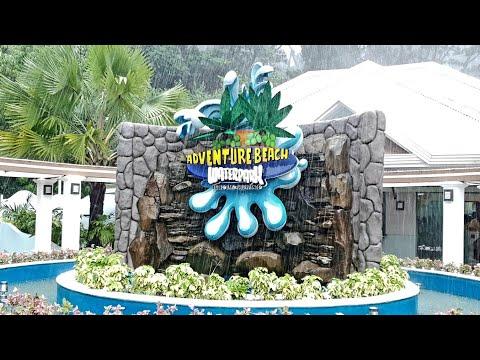 Adventure Beach Waterpark, Subic, Philippines