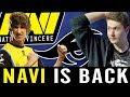 NAVI is Back? WOW Navi vs Team SEcret Dota 2 2017 New Season First Win