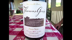 Thomas Gerrie of Thomas Gerrie Wines 2009 Oregon Pinot Noir - Revised
