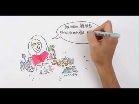 Video Erklärfilm  - Reiseberatung.de