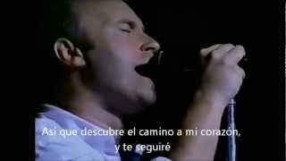 "Phil Collins ""Find a way to my heart"" LIVE 1990- SUBTITULADO ESPAÑOL"