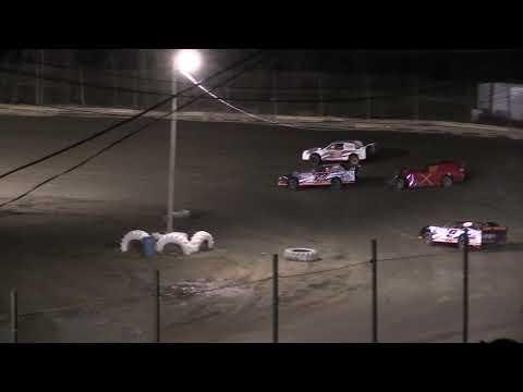 Hilltop Speedway Street Stock Feature 4-12-19