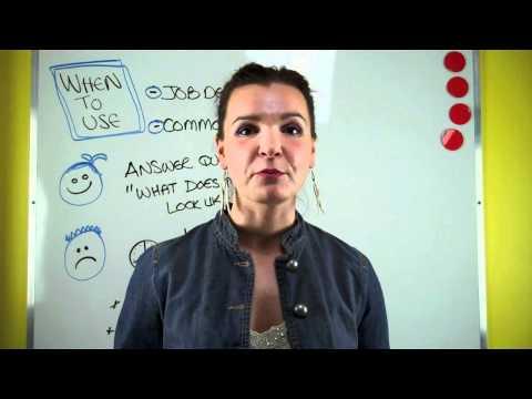Assessment Tools - Job Task Analysis Method