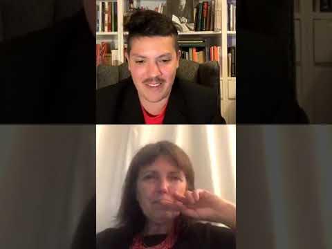 #BorgesPalooza II: conversación sobre Borges entre Claudia Piñeiro y Daniel Mecca