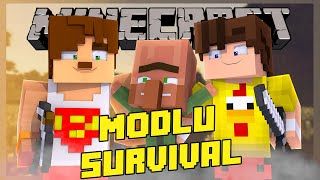 BU SERİYİ HATIRLAMAYAN BİZDEN DEĞİLDİR - GAME OF MODS NOSTALJİ - Minecraft
